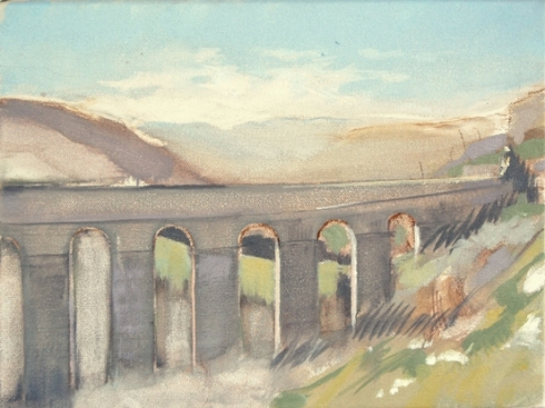 Viaduct at Spoleto 3